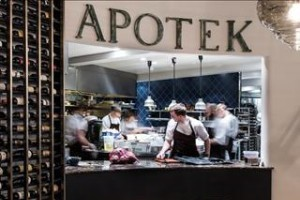 Apotek Restaurant – A new restaurant in city center