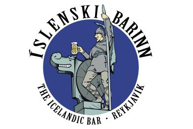logo islenskibarinn
