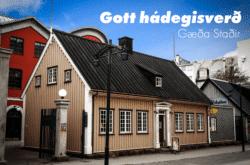 Gott Hádegisverð á gæða stöðum